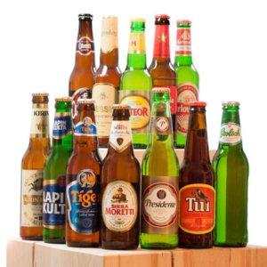"""Bierset """"Biere der Welt"""""""