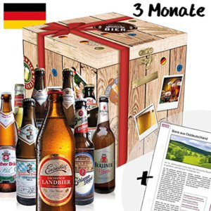 Das Bier-Abo – gibt's ab 70 Euro