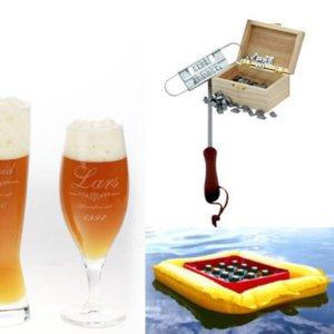 Das schwimmende Bier