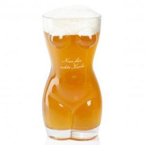 Das sexy Bierglas