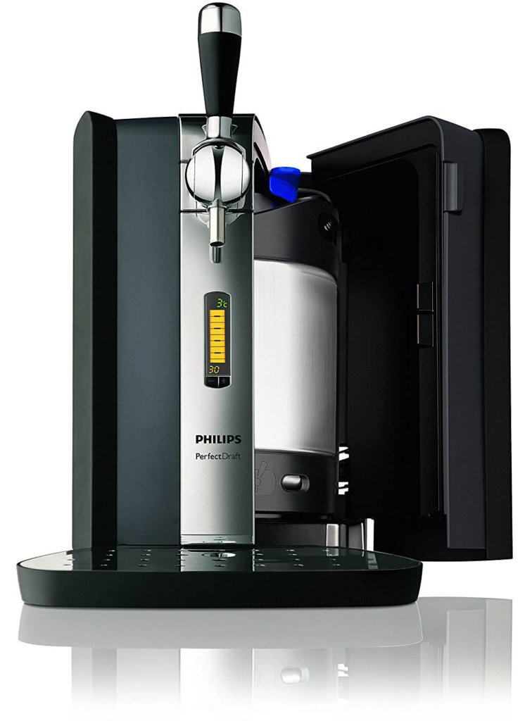 Philips Perfect Draft Bierzapfanlage / amazon.de