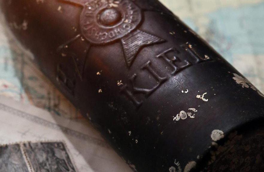 Älteste Bierflasche der Welt | Quelle: welt.de
